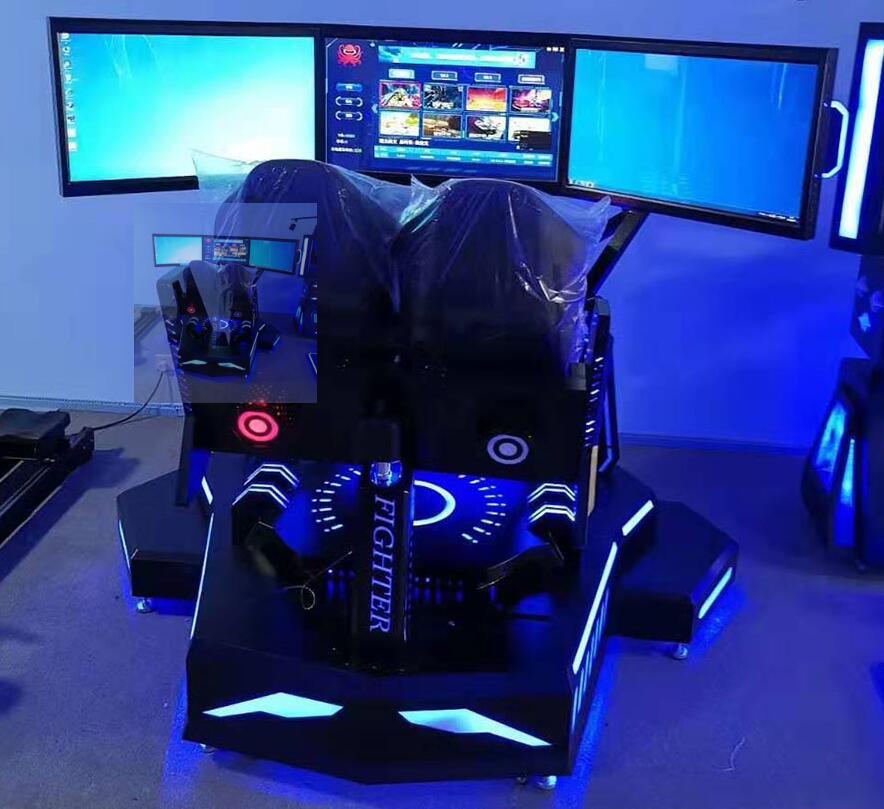 VR游戏机设备的知识