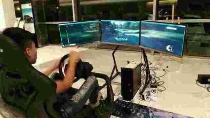 VR游戏机在国内外发展前景