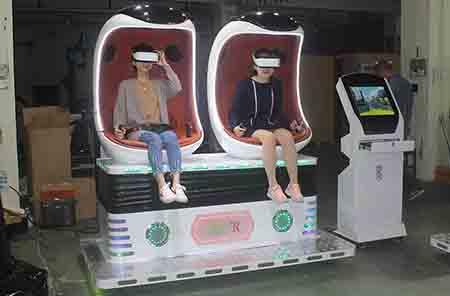 VR体验店有哪些VR设备项目