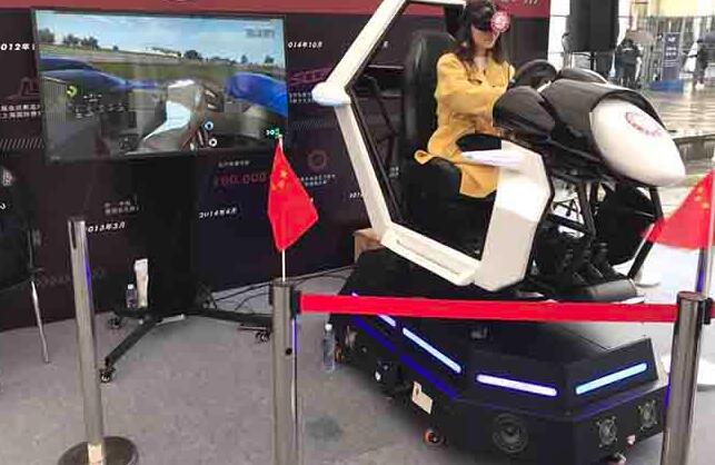 VR游戏设备多种应用领域的发展情况