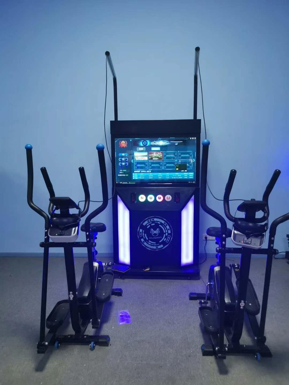 VR双人跑步机